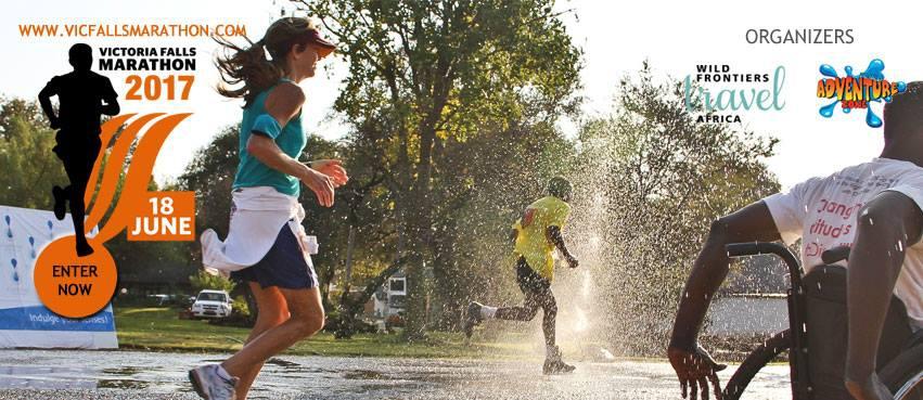 The Econet Victoria Falls Marathon