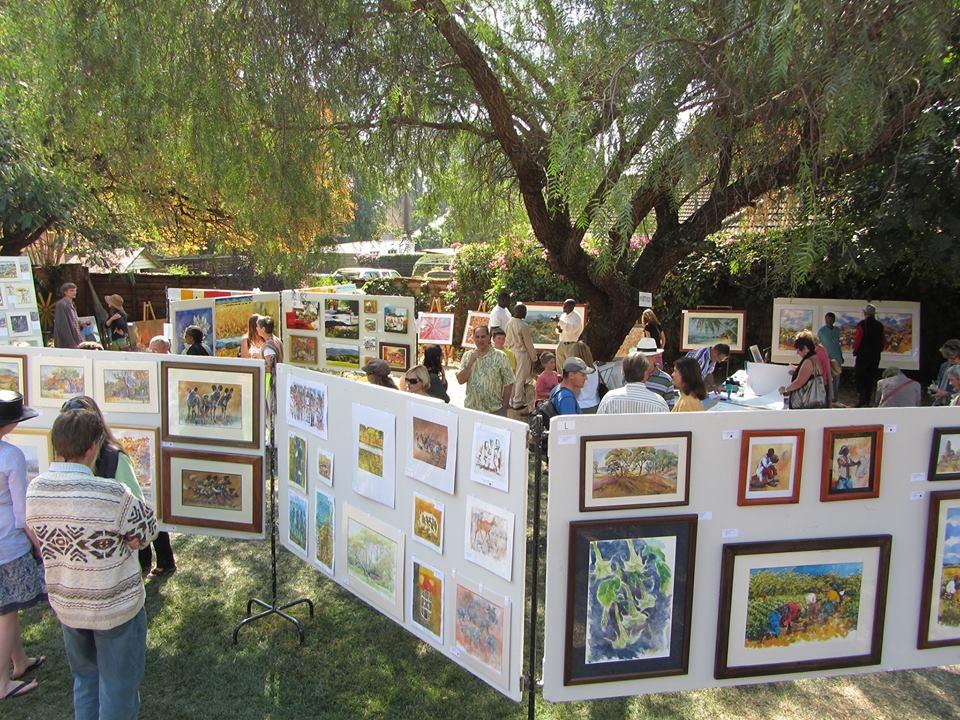 The Verandah Gallery Charity Art Exhibition