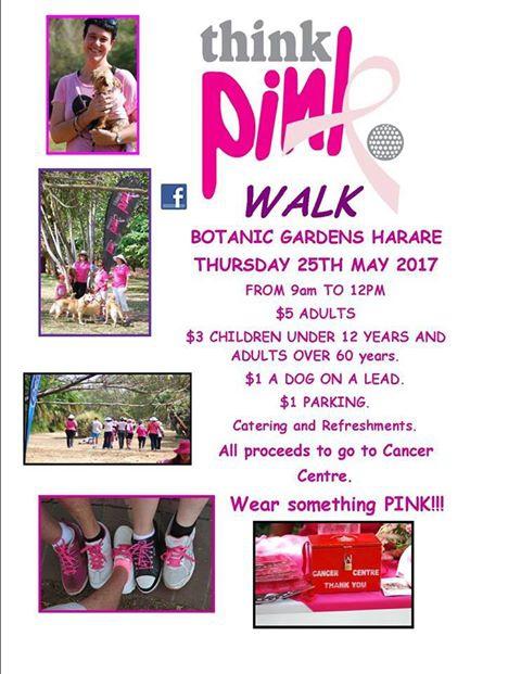 Think Pink Walk