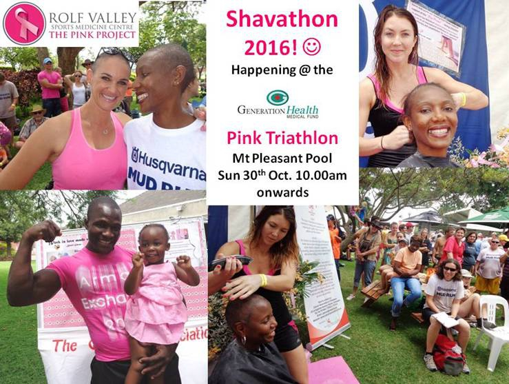 Triathlon Pink Day - Sun 30th Oct