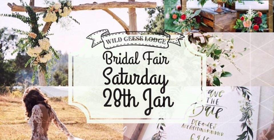 Wild Geese Bridal Fair 28th January 2017