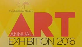 Wingate Park Golf Club's Annual Art Exhibition.