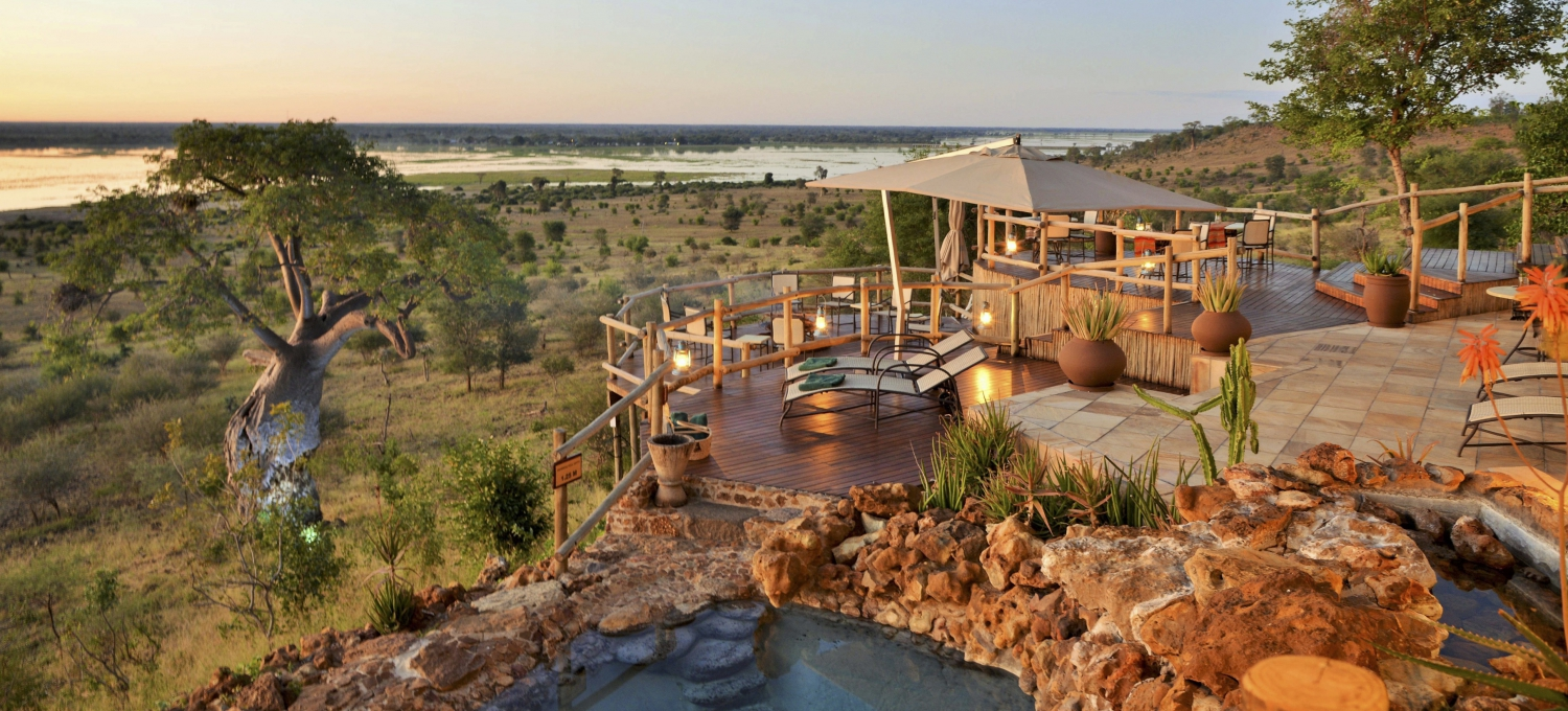 Zimbabwe Residents Ngoma Safari Lodge Special!