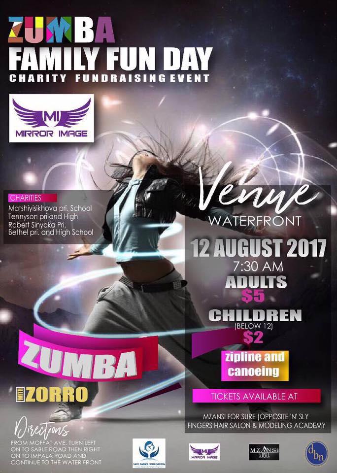 Zumba Fun Family Day
