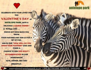 Antelope Park Valentines