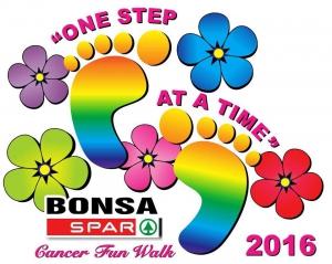 Bonsa Spar Cancer Fun Walk & Fair 2016