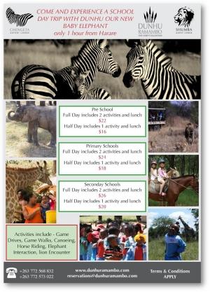 Dunhuramambo - School Day Trip