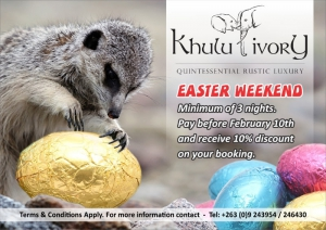 Easter Weekend Promotion