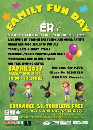 Emerald Hill Children's Home Fun Day