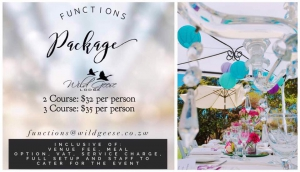 Functions At Wild Geese Lodge