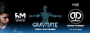 Gravitate- Rob Macson's Birthday Gig