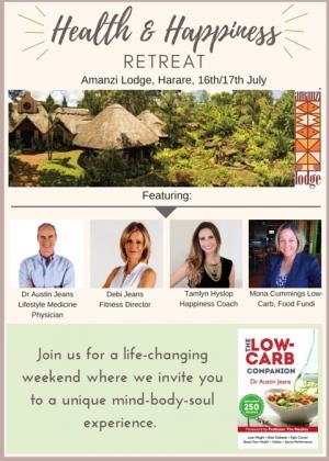 Health And Happiness Retreats At Amanzi Lodge