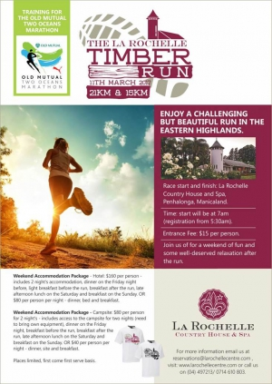 La Rochelle Timber Run