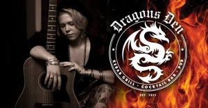 Live Friday Nights with Amy Wawn at The Dragons Den