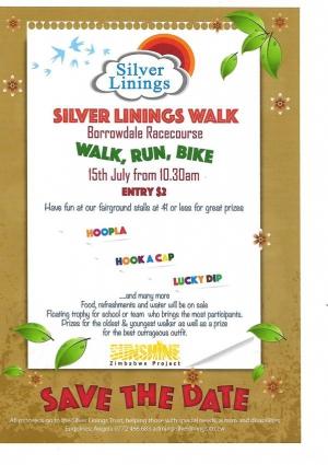 Silver Linings Trust Walk 15th July 2017