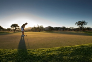 Victoria Falls Anti-Poaching Unit Golf Day In Harare.
