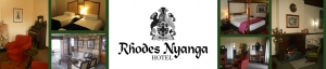 Winter Special At Rhode Nyanga Hotel