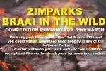 Zimparks Braai In The Wild