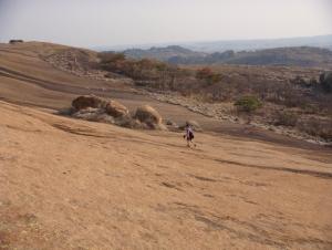 Domboshawa Rock