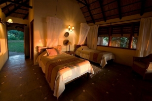 Tafika Lodge - Bedroom 10