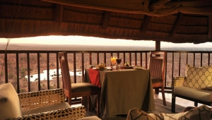 Victoria Falls Safari Lodge - Library
