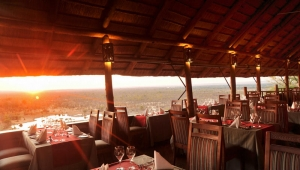 Victoria Falls Safari Lodge - Makuwa-Kuwa Restaura